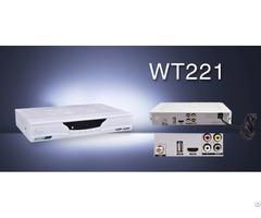Digital Terrestrial Tv Rceceiver Dvb Ws221