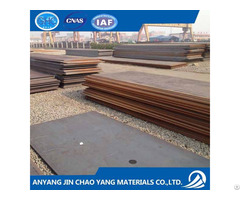 Hot Rolled Coated Weathering A36gr36 Corten Steel Plate