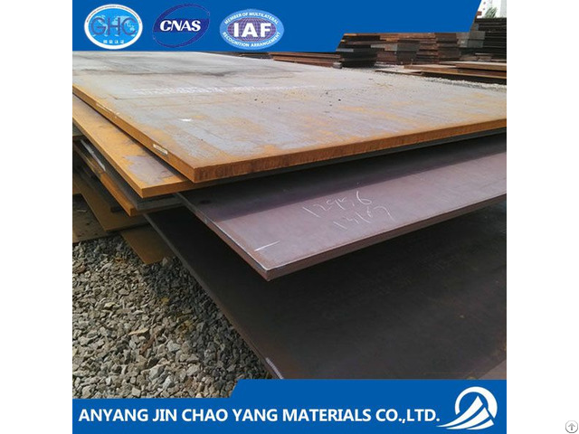 Hot Sale Customize Size S235w Corten Plate For Container