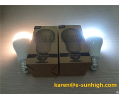 5w 6500k Multi Function Led Bulb Dimmable And Rechargeable