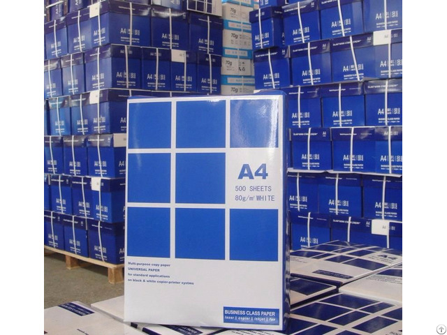 Hot Sale Double A A4 Copy Paper 80gsm 75gsm 70gsm