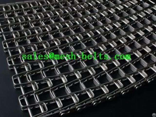 Radius Flat Wire Belts