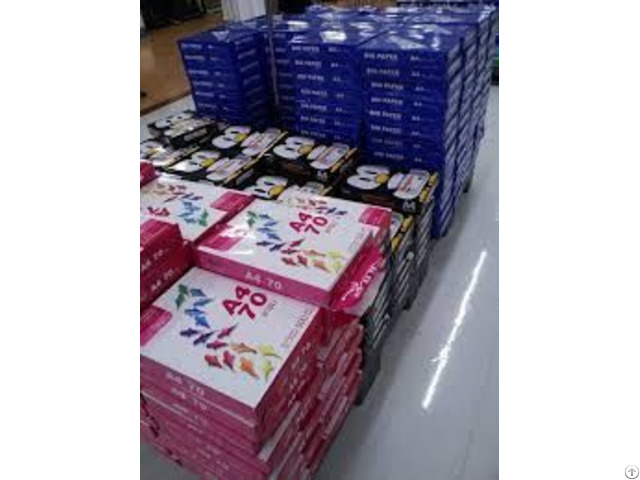 Double A4 Copy Paper At Factory Price