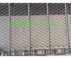 Chain Link Conveyor Belting