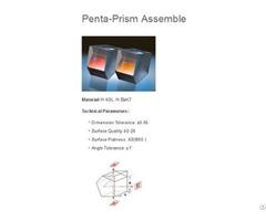 Penta Prism Assembly