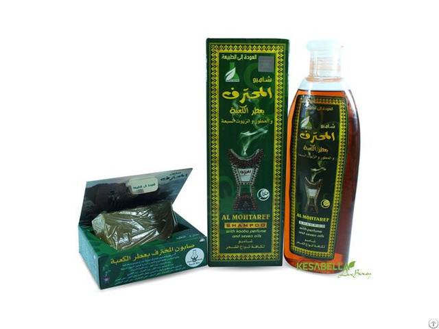 Shampoo With Attar Al Kaaba