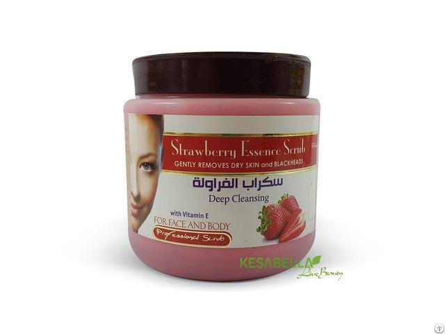 Starwberry Scrub
