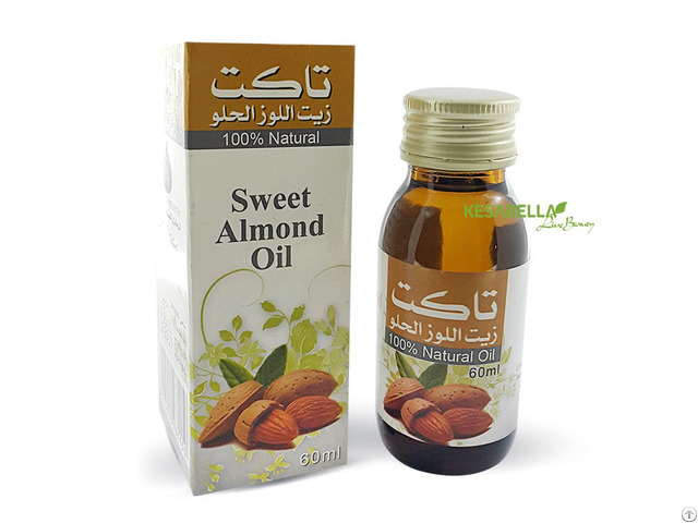 Sweet Alomnd Oil