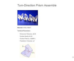 Inverting Prism Assembly