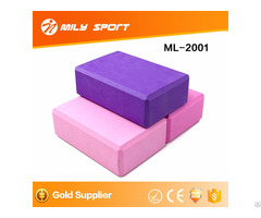Hot Sellhigh Density Eva Foam Building Blocks Yoga Block