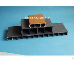 Anti-aging Anti-corrosion Fire Resistant Frp Profiles