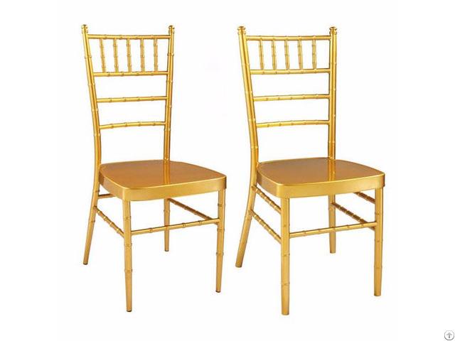 Aluminium Chiavari Chair For Sale