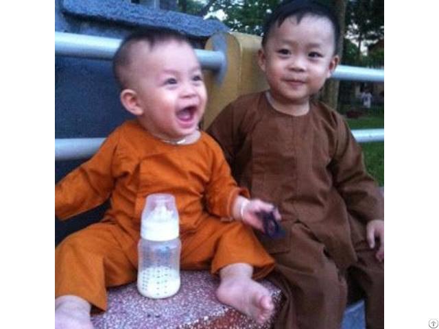 Buddist Clothing For Boys