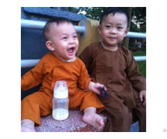 Buddist Clothing For Boys