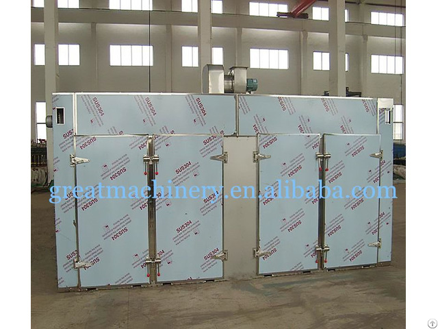 Grt High Efficient Electric Dryer Machine Hot Air Drying Oven