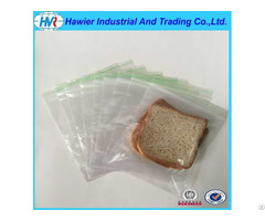 Food Packaging Bread Ziplock Bags