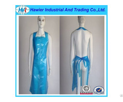 Pe Disposable Waterproof Apron