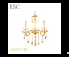 Europe Stylel Luxury Decorative Light Crystal 265 3h