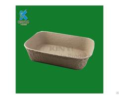 Fiber Molded Waste Pulp Nursery Tray