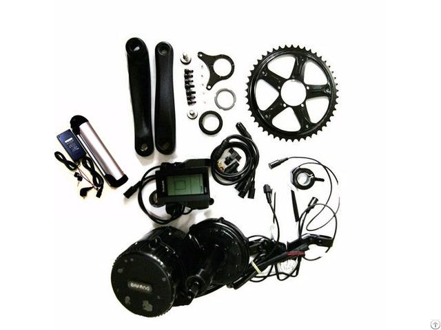 Bafang 8fun Bbs02 Motor 48v 750w Ebike Kits With Panosonic Battery