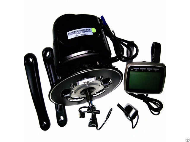 Tongsheng Tsdz2 Mid Drive Motor 36v 350w Ebike Kit With Torque Sensor