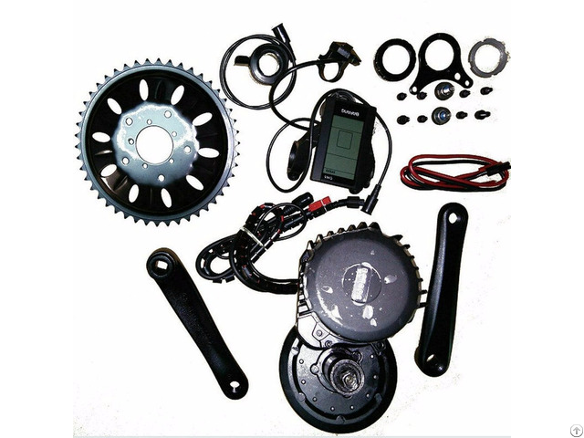 Bafang 8fun Bbshd Bbs03 Mid Drive Motor 48v 1000w Ebike Kits With Lcd C965