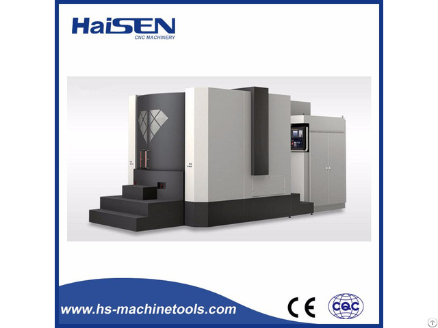 Hm Series Cnc Horizontal Milling Machine Center