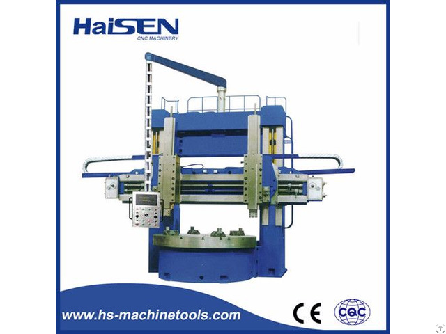 C Series Conventional Double Column Vertical Lathe Machine