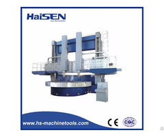 Ck Series Cnc Double Column Vertical Lathe Machine