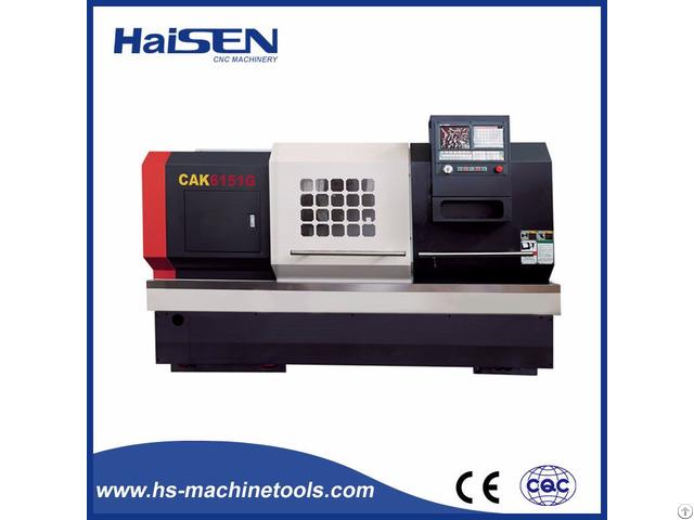 Ck Series Flat Bed Cnc Lathe Machine