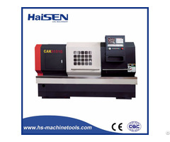 Ck Series Flat Bed Cnc Lathe Machine