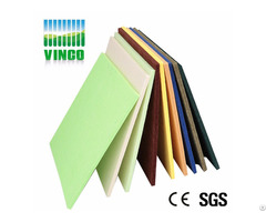 Sound Insulated Decorative Ceiling And Wall Panels Modern Cinema Soundproofing Material