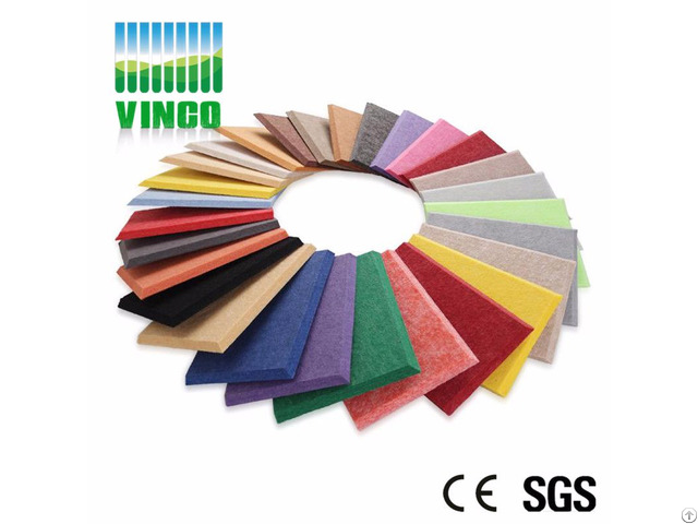 Fiber Polyester Acoustic Board New Design Wholesale Household Interior Decorative 3d Wall Panels