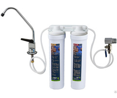 Twin Under Sink Water Filter