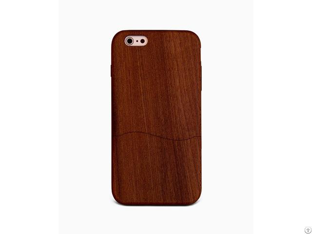 Dkauta Sapele %100 Wood Iphone Case