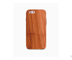 Taklamakan Sycamore %100 Wood Phone Case Iphone 6 6s