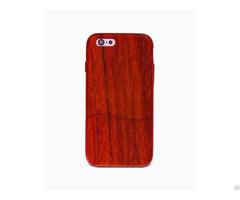 Warda Padauk %100 Wood Case Iphone 6 6s