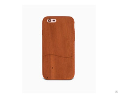 Shan Plane Tree Wood Case Iphone 6 6s