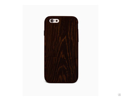 Pamirs Wenge %100 Wood Case Iphone 6 6s