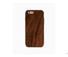 Desierto Walnut %100 Wood Case Iphone 6 6s