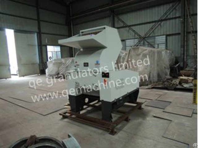 Crusher Machine For Plastic Recycling