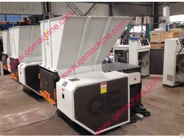Shredder Machine For Plastic Recycling