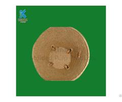 Eco Friendly Pulp Paper Nursery Pots
