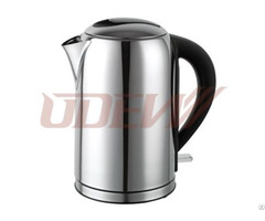 Cordless Stainless Steel Electric Kettle 1 7l Water Boiler