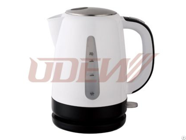 Plastic Concealed Cordless Electric Kettle