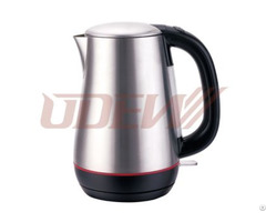 Cordless Stainless Steel Concealed Electric Kettle