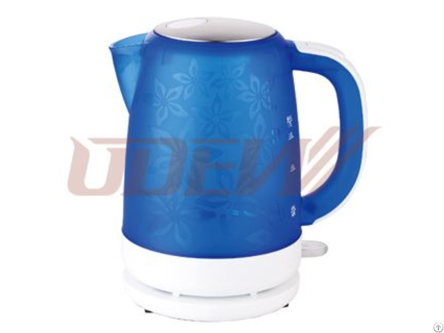 Transparent Plastic Electric Kettle Water Boiler
