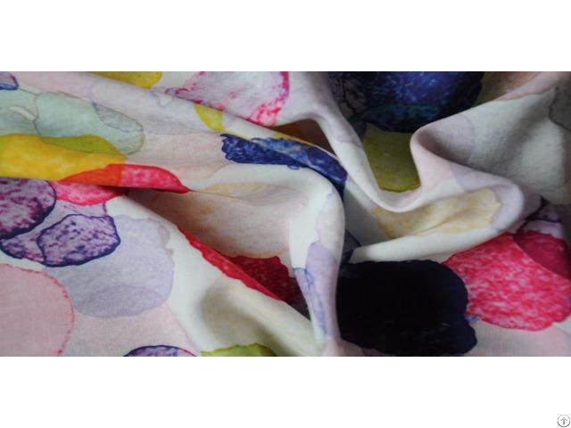 China Printed Cheap Rayon Fabric