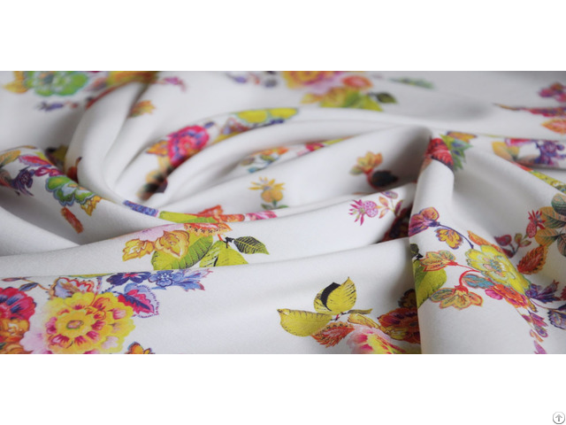 China Made Printed Rayon Fabric For Women S Dress