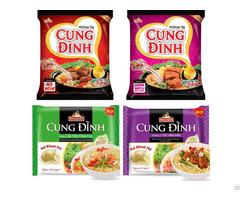 Cung Dinh Instant Noodles 80gr Bag